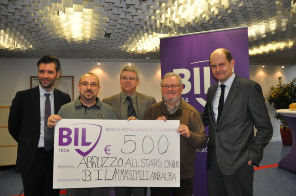 BIL - laureat 2015