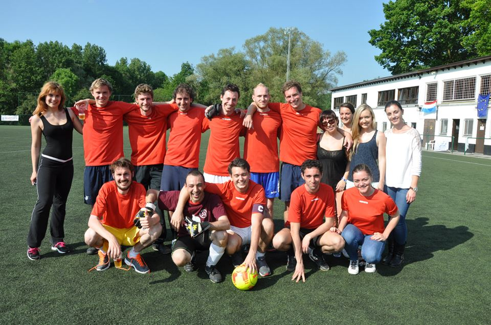 Stagiaires 2014