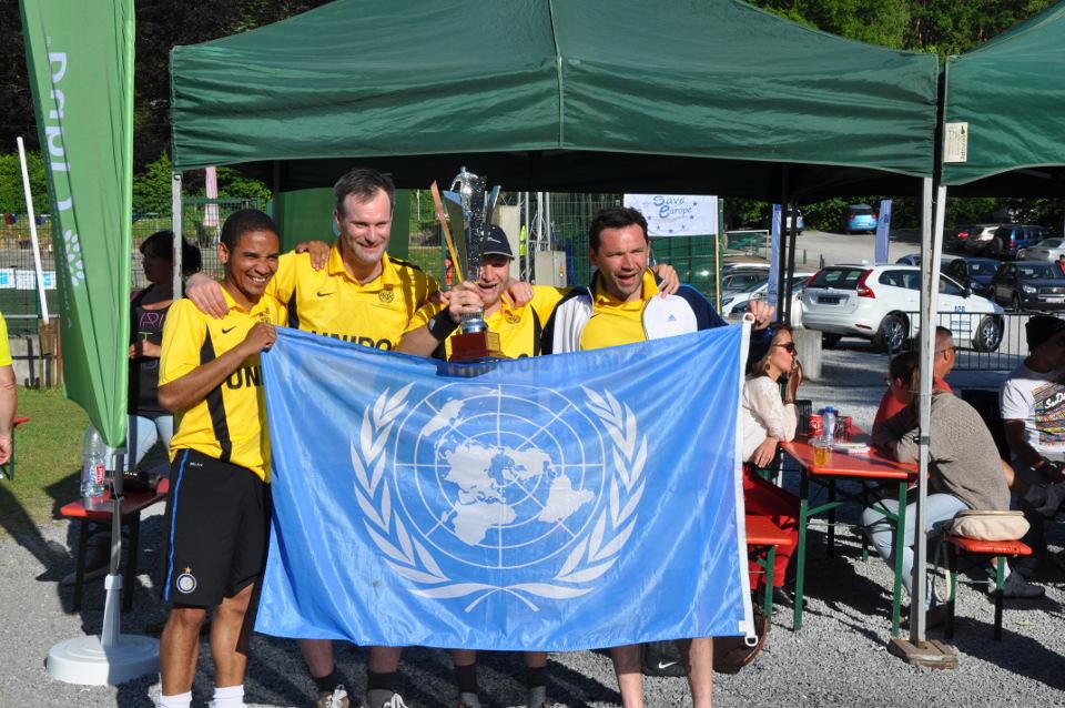 UN celebrates